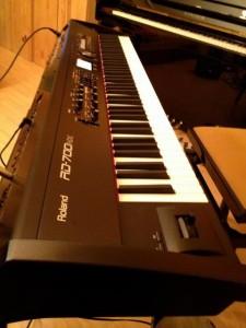 Mein Roland Stage-Piano